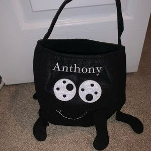 Potterybarn Trick or Treat Bag